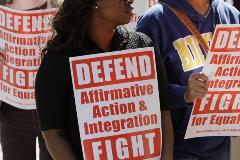 defend affirmative action